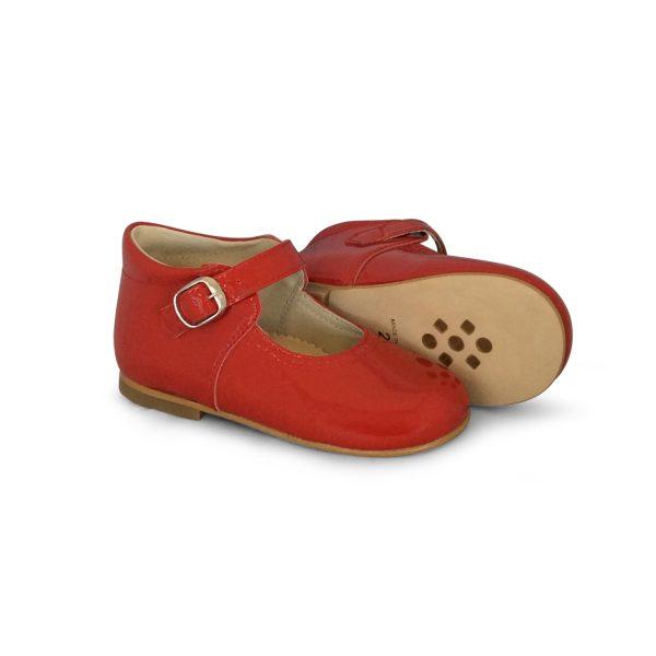 Panyno Red Patent B1526-0