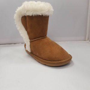 Ugg Fur Lined Boots Chestnut-0