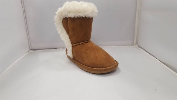 Ugg Fur Lined Boots Chestnut-0